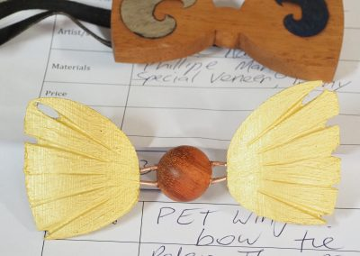 PET WInged Bow Tie, Newman, Thompson P.