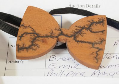 High Voltage Bow Tie, Venner, Newman
